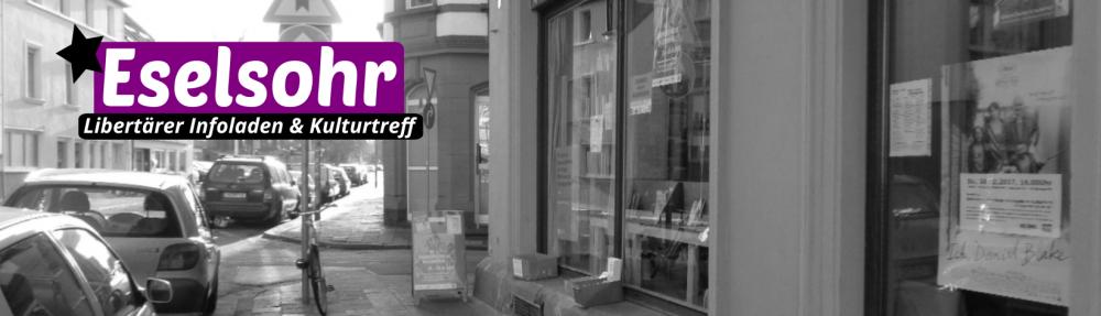 Eselsohr – Libertärer Infoladen & Kulturtreff Kaiserslautern